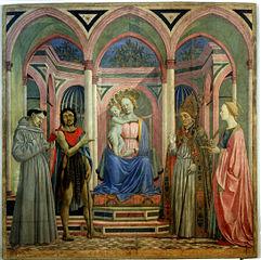 Santa Lucia de' Magnoli Altarpiece