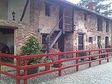 La casa natale di don Bosco a I Becchi.