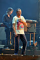 Don Airey and Ian Gillan at Wacken Open Air 2013.jpg