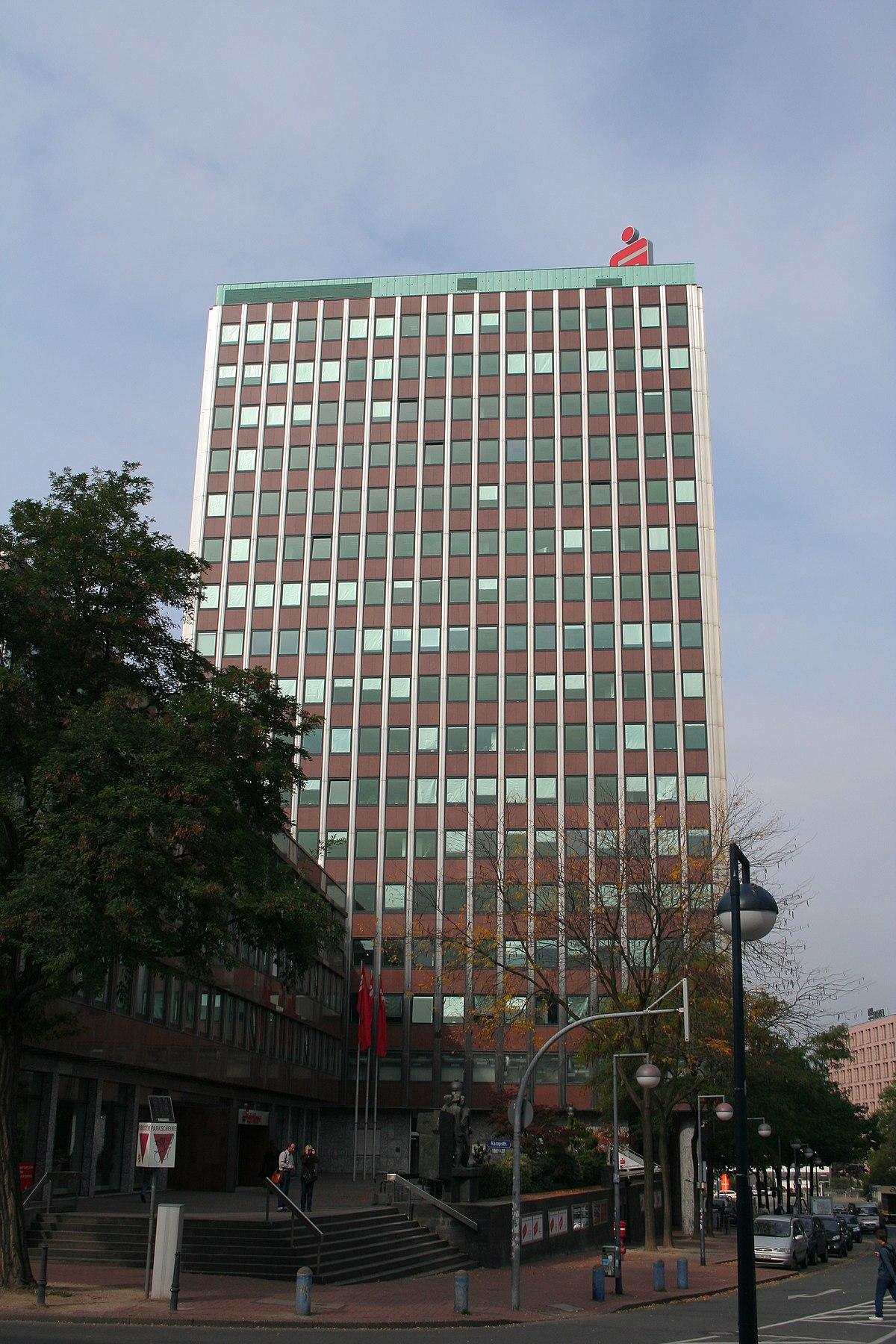 What Is In Spark >> Sparkassen-Hochhaus – Wikipedia