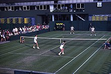 Match de double masculin en 1988