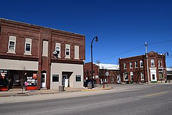 Downtown Fredericksburg, Iowa.jpg