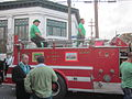 Downtown Irish Parade 2013 Piety Fire Engine 2.JPG