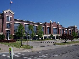 Rochester City School District - Image: Dr Freddie Thomas High School