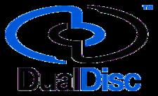 Offisiell DualDisc-logo