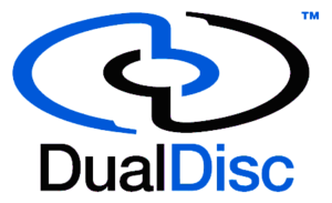 DualDisc - Official DualDisc logo