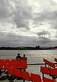 Duart Castle - Craignure-Oban Ferry - Scotland - May 16 or 17, 1989.jpg