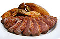 Duck breast, smoked and panfried.jpg