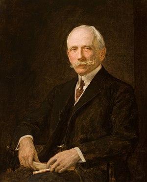 Allen Memorial Art Museum - Founder Dudley Peter Allen (August Reinhold Franzén, 1915)