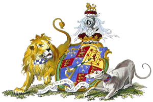 Duke of Grafton - Arms of the Dukes of Grafton