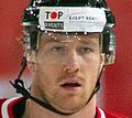 Duncan Keith - Switzerland - Canada, 29 April 2012 (cropped1).jpg