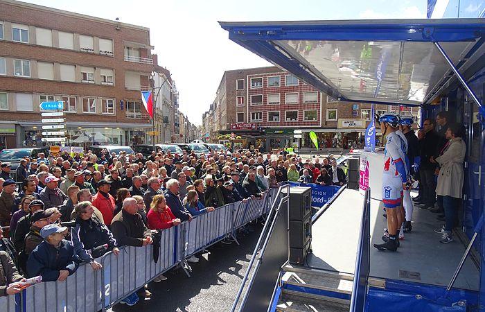 Dunkerque - Quatre jours de Dunkerque, étape 1, 6 mai 2015, départ (B176).JPG