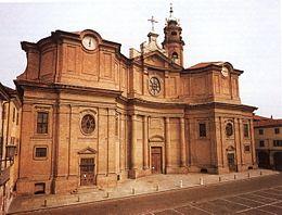 Duomo dei S.S. Giovanni Battista e Remigio, la facciata
