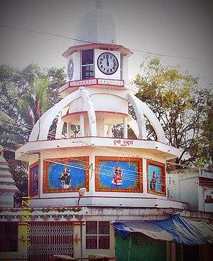 Bhawanipatna - Durga Mandap, Bhawanipatna