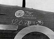 """126 German aircraft or """"Adolfs"""" were claimed by pilots of 303 Squadron during the Battle."""