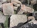 Dzagavank (cross in wall) (96).jpg