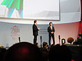 E3 2011 - Nintendo Media Event - Shigeru Miyamoto discusses 25 years of the Legend of Zelda (5811354534).jpg