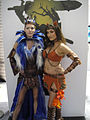 E3 2011 - Prime World girls (Nival).jpg