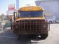 E3 Expo 2012 - Lollipop Chainsaw school bus (7641061080).jpg