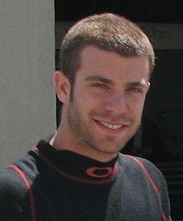 E. J. Viso Venezuelan racing driver