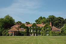 Earlham Hall, Law School of theUniversity of East Anglia.jpg