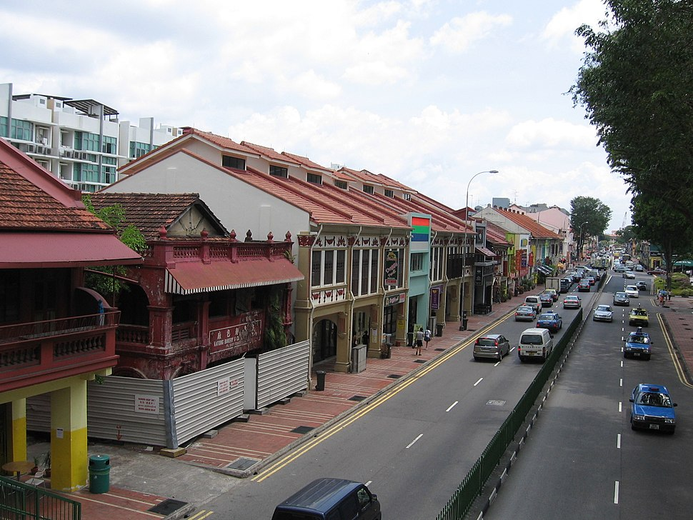 East Coast Road 3, Mar 06
