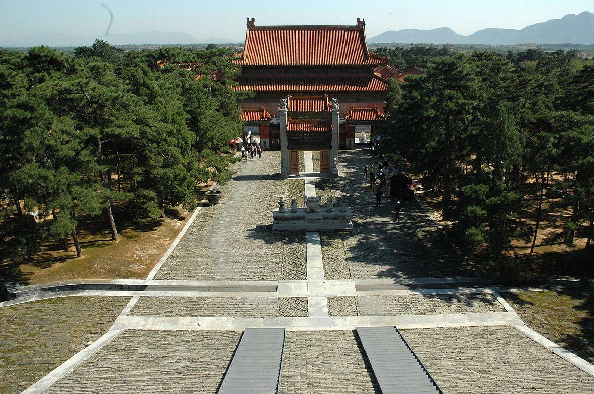 清東陵の画像 p1_23