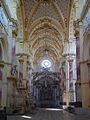 Ebrach, Kloster Ebrach, Altar of Saint Bernard 001.JPG