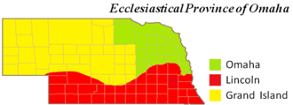 Roman Catholic Archdiocese of Omaha - Ecclesiastical Province of Omaha