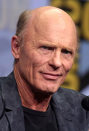 Ed Harris - Harris at the 2017 San Diego Comic-Con