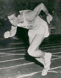 Eddie Southern American hurdler and sprinter