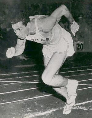Eddie Southern - Southern in 1958