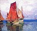 Edgar Payne French Fishing Boats.jpg