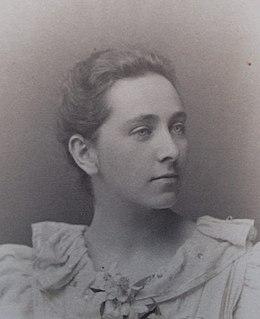 Edith Anne Stoney Anglo-Irish medical physicist