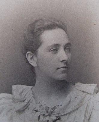 Edith Anne Stoney - Image: Edith Anne Stoney