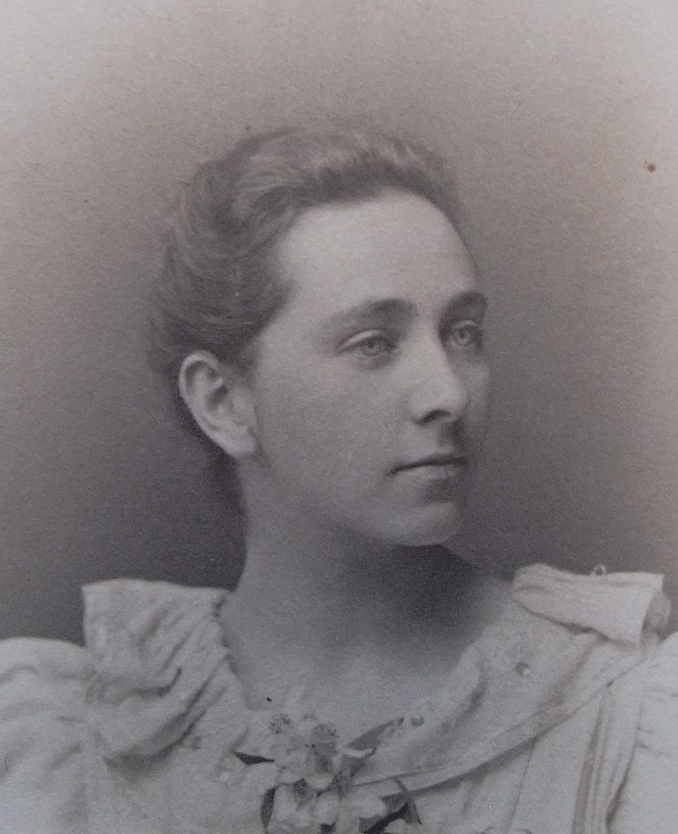 Edith Anne Stoney