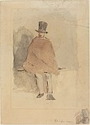 Edouard Manet, The Man in the Tall Hat, 1858-1859, NGA 8678.jpg