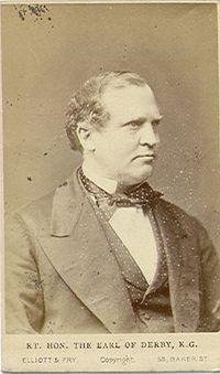 edward stanley 15th earl of derby wikipedia