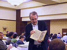 Description de l'image  Edware Tufte giving a class.jpg.