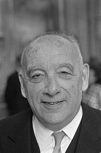 Eerste Kamerlid Sidney van den Bergh - NA - 921-5016.jpg