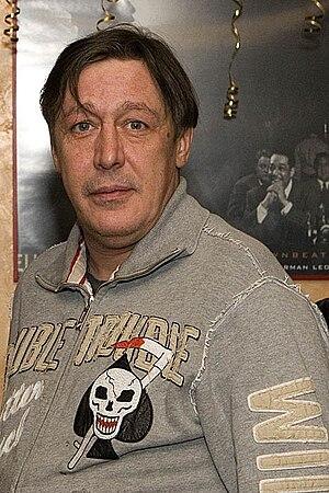 Mikhail Olegovich Yefremov - Mikhail Yefremov in 2008