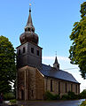 Egen, Kirche, Unbefleckte Empfängnis, Außenansicht 1.jpg