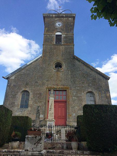 Eglise de Charmoilles