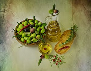 Egyptian Olives