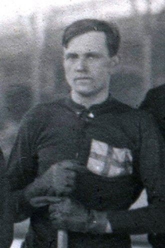Einar Svensson - Svensson at the 1920 Olympics.