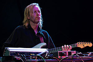 Eivind Aarset at Moers Festival 2006, Germany