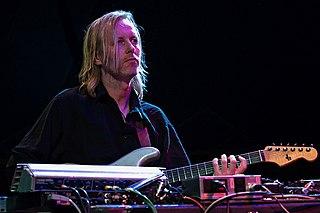 Eivind Aarset Norwegian guitarist