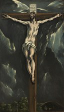El Greco - Christ on the Cross - 1952.222 - Cleveland Museum of Art.tiff