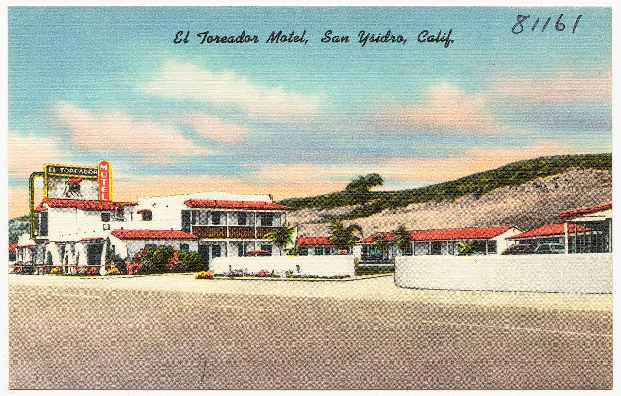 Motel  San Bernardino Ostrems Way