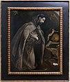 El greco, san francesco in preghiera davanti al crocifisso, 1595-1605 ca.jpg